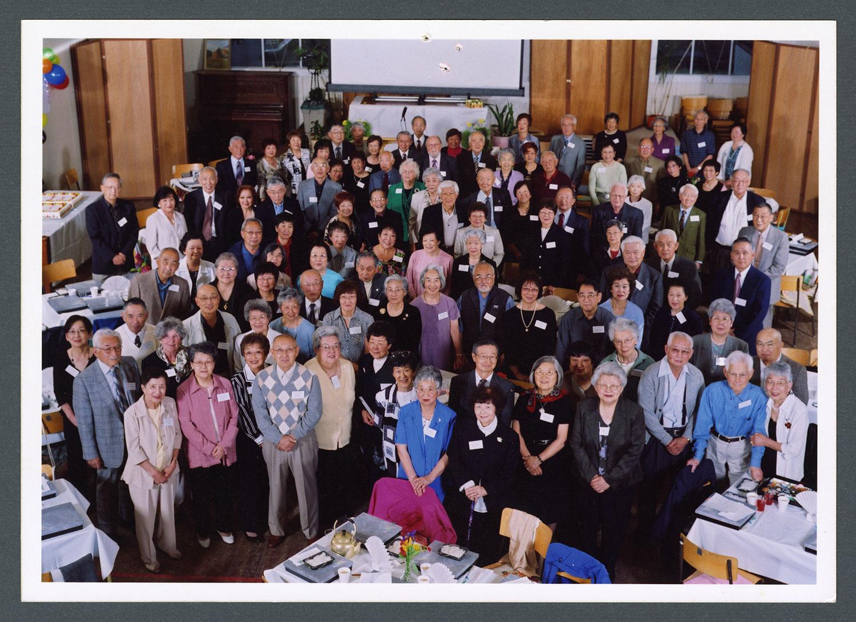 Vancouver Nisei Fellowship Group reunion, May 2005