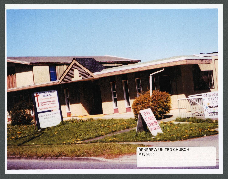 Renfrew United Church