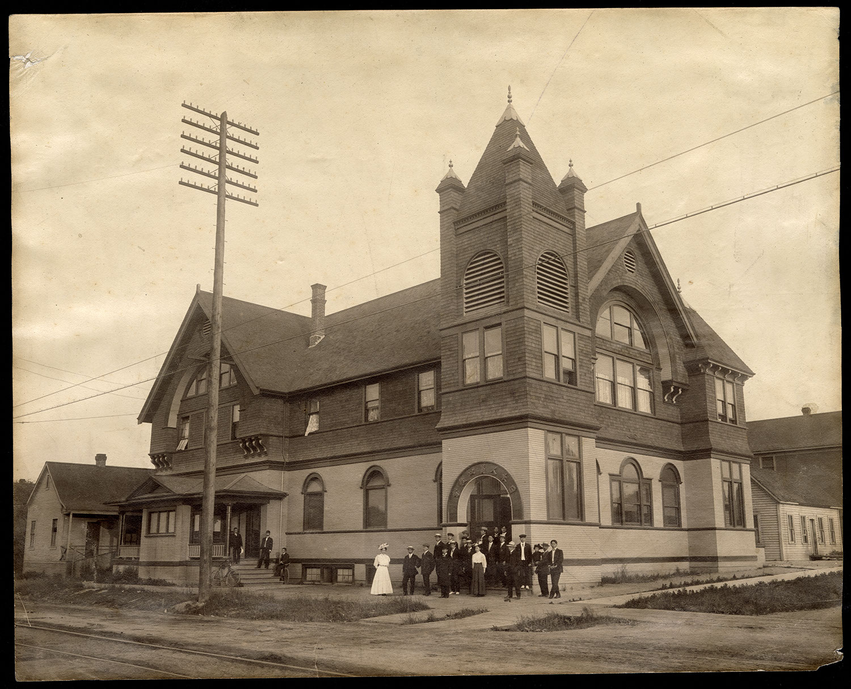 The Powell Street Church