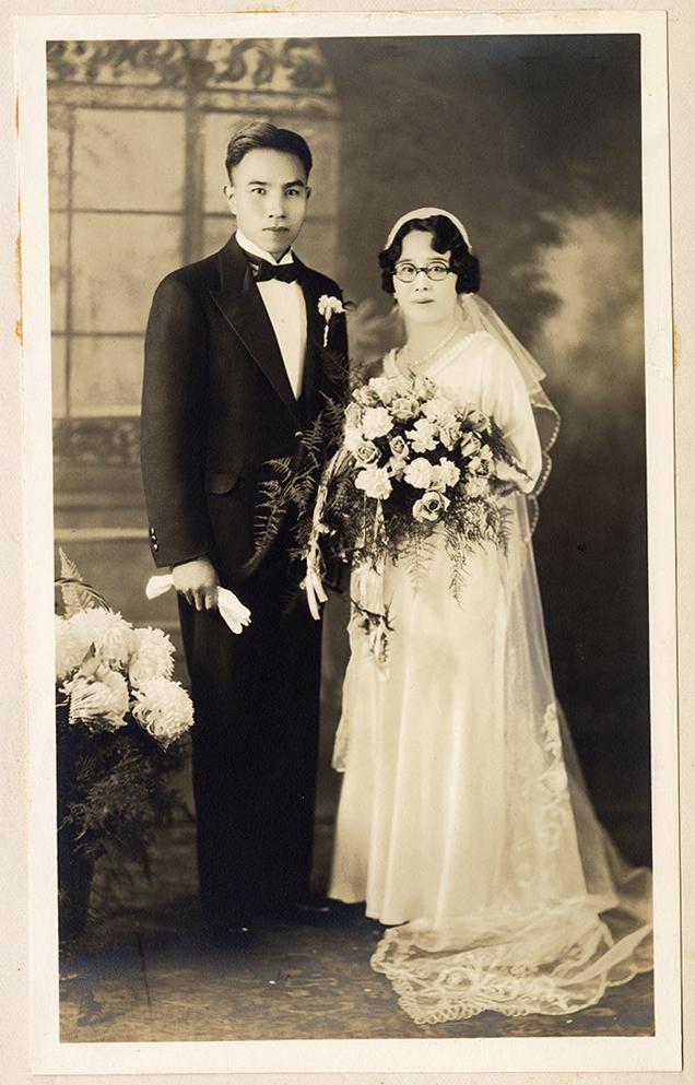 Mr. & Mrs. Shinozaki