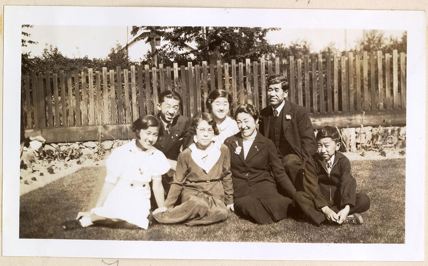 Takemoto family, Vancouver