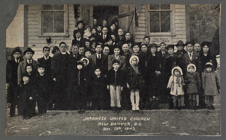 Japanese United Church, New Denver, BC