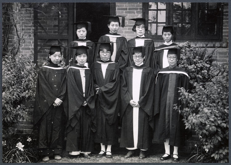 UBC graduates