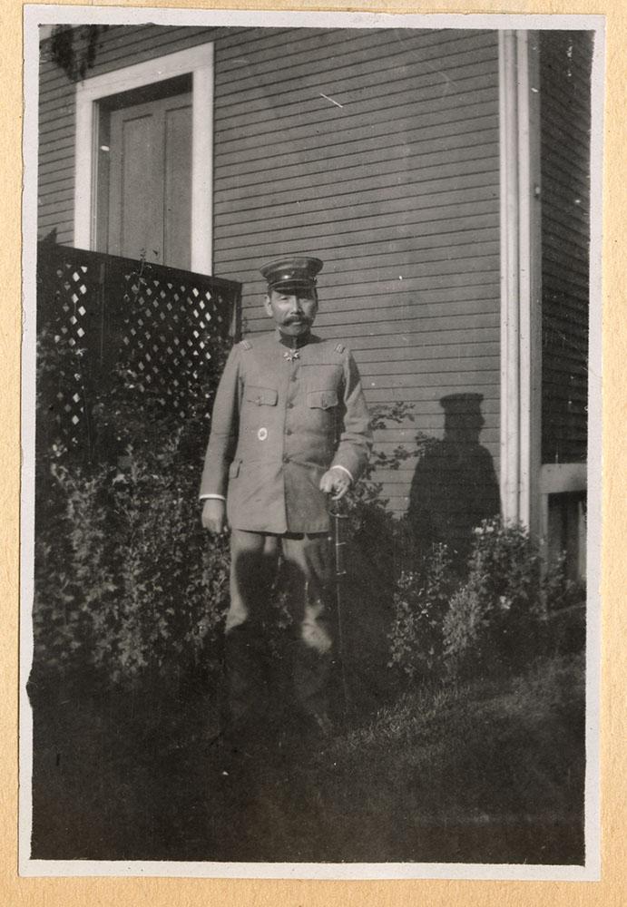 Colonel H. Hirayama