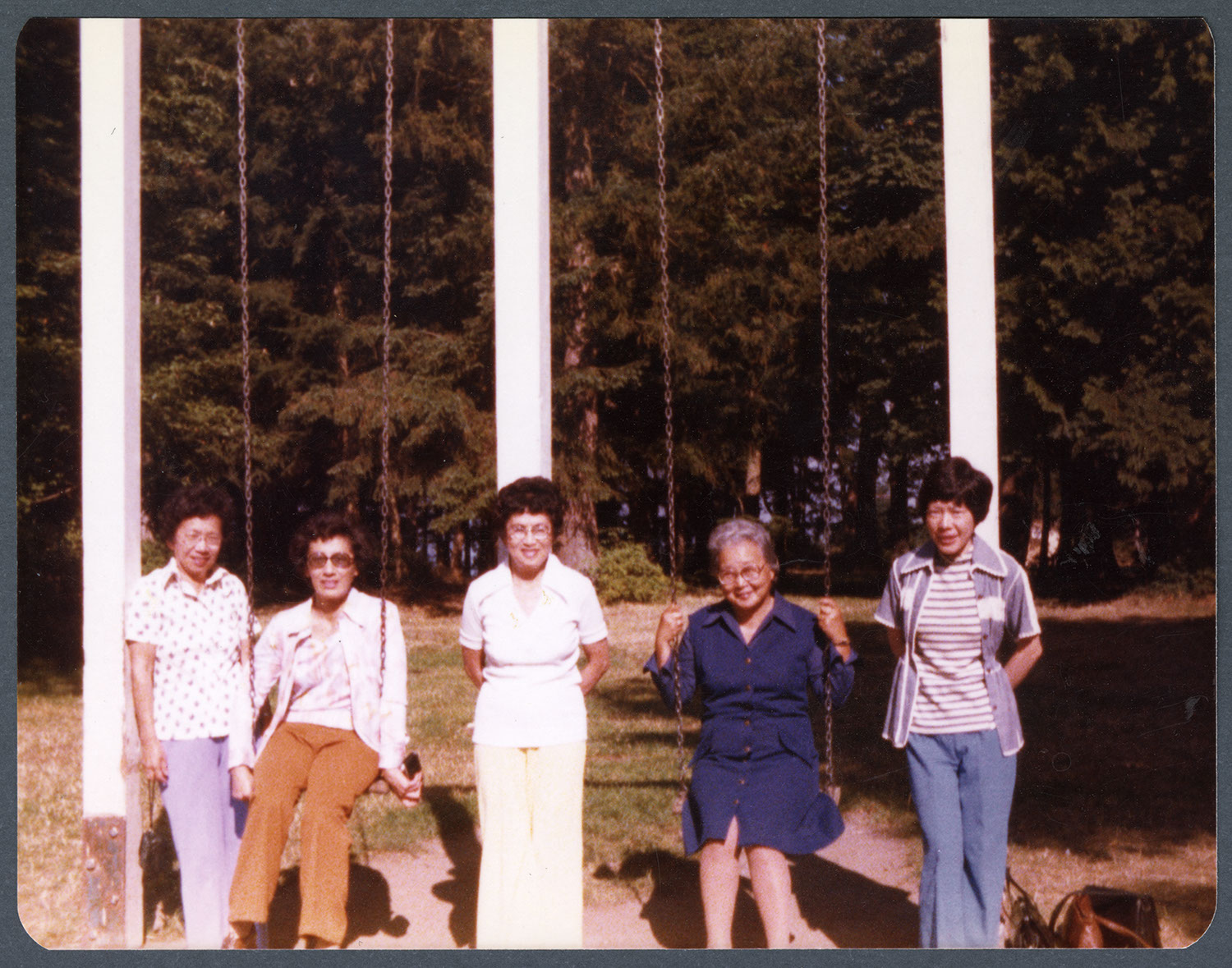 Camp Kwomais, July 29 - August 1, 1977