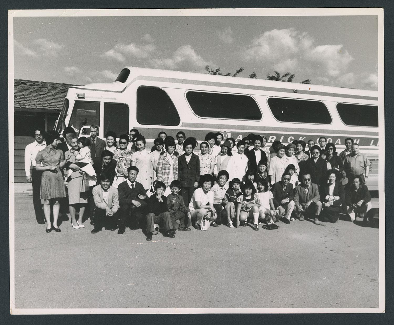 Congregational trip to Kelowna: Recto