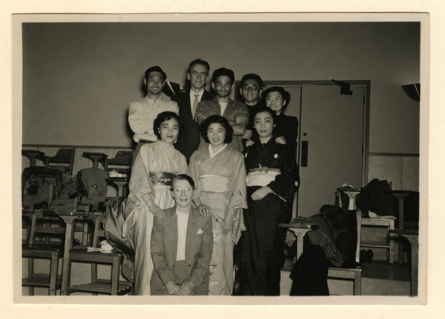 Vancouver Nisei Fellowship Group