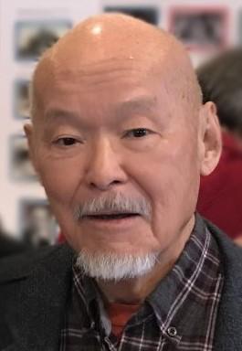 Detail of image showing Pastor George Takashima