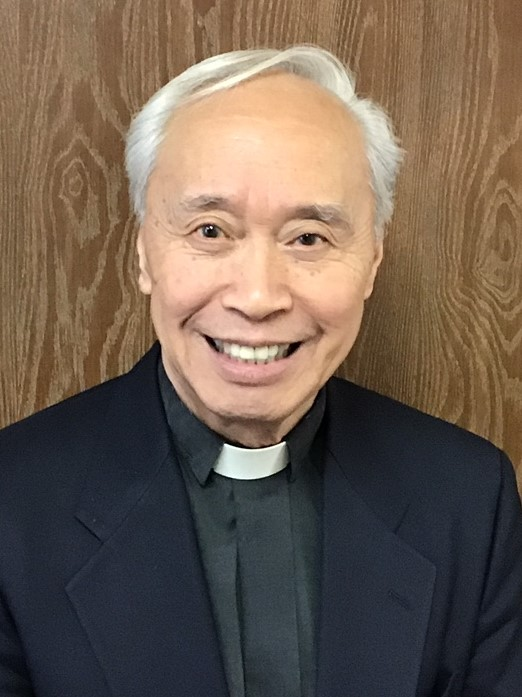 Detail of image of Rev. Kenneth Moy